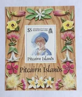 Pitcairn Islands Queen Mother