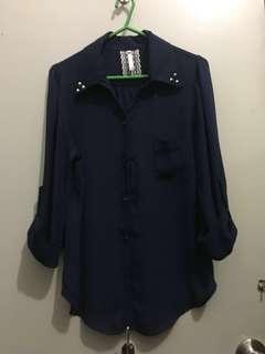 Vietnam-made blouse