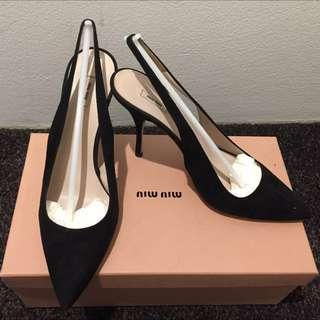 Miu Miu Shoes Authentic