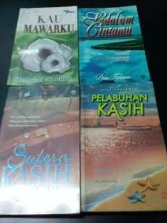 Novel Preloved Alaf21
