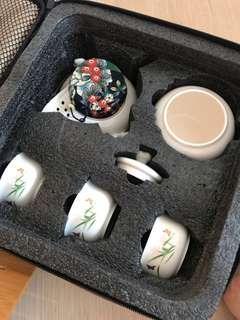 中式泡茶具