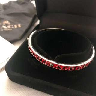 BN Coach bracelet bangle