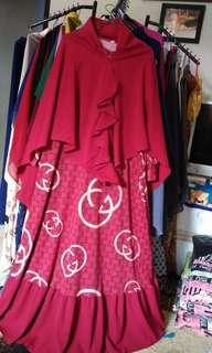 Gamis dior chanel