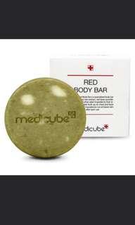 [Ready Stock] Medicube Red Body Soap Bar