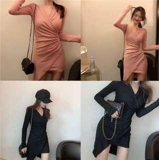 Ready stock Bodycon Dress