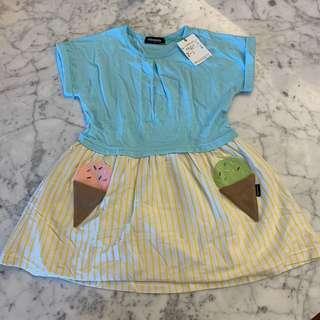 Kladskap ice cream dress