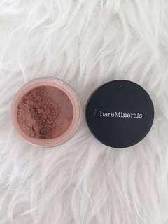 Sample size Bare Minerals
