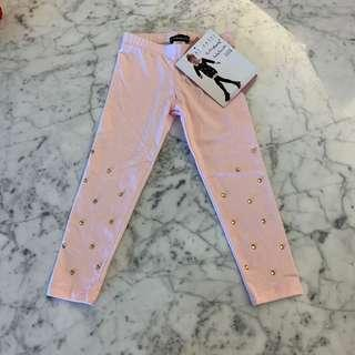 Late Mack pink pants