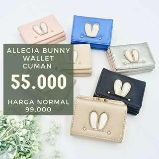 SALE 44% Jims Honey Allecia Bunny Wallet