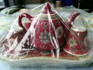 Chinses mini tea set