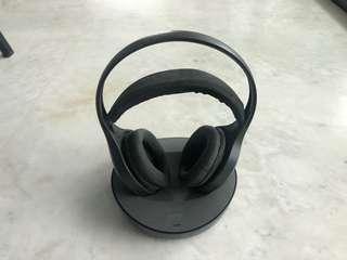 Philips digital wireless headphones
