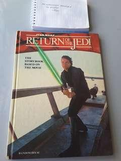 ❤ STAR WARS Return Of The Jedi with Lightsaber in hand 1983