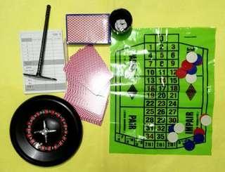 Mini Casino Game #MY1212