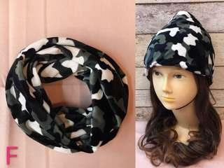 🚚 多功能頸套頭巾