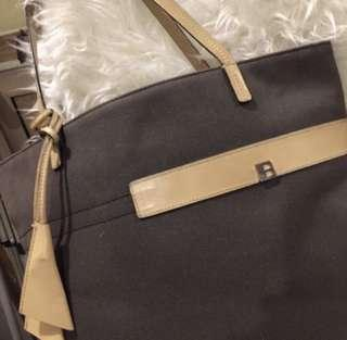 Authentic Vintage Bally Tote Bag
