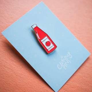 🚚 Ketchup Pin