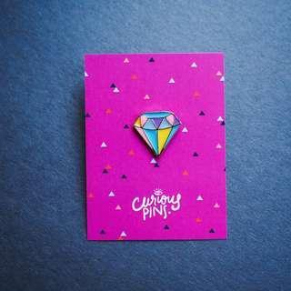 🚚 Diamond Pin