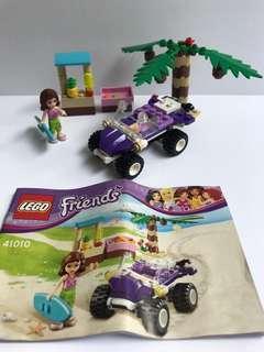 Lego Friends model 41010
