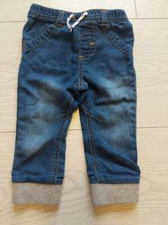 Bottoms Smart Target Baby Girls Jeans Long Pants Size 0 Bnwt