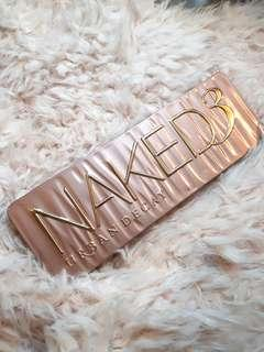 Urban decay NAKED 3 PALLETE
