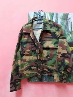 Army / Camo Jacket