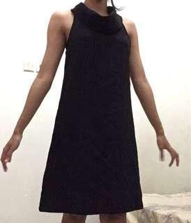 Black Dress WAYNE COOPER #carousellxzoukout
