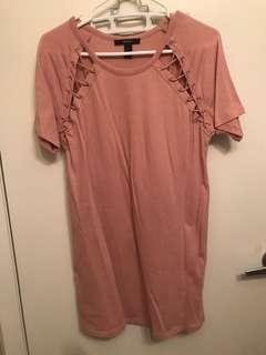 F21 Pink Dress