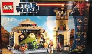 Lego 9516 Jabba's Palace