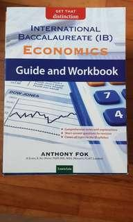 IB economics guide and workbook
