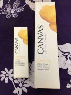 Canvas 依蘭依蘭 Ylang Ylang Hand Cream 100ml+15ml