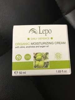 Lepo organic moisturizing cream 50ml