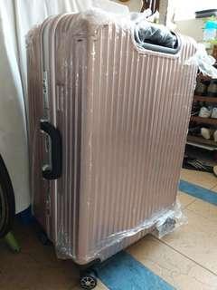 Large hardcase luggage, 28 inch