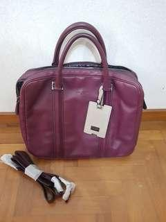 82fd6261247ab AUTHENTIC TED BAKER BAG (FULL LEATHER)