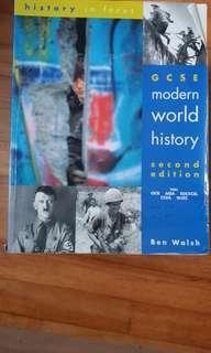 GCSE Modern world history second edition