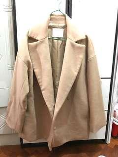 日本牌子女裝外套 中長褸