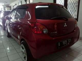 Mitsubishi mirage glx manual