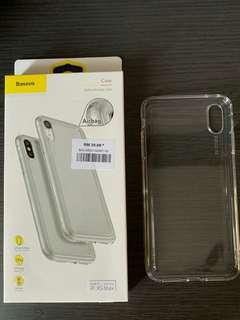 Original Baseus Safety Airbags Case for iPhone XS Max