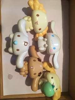 玉桂犬上鍊玩具