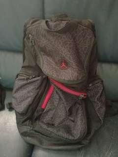 🚚 Jordan 經典爆裂紋背包
