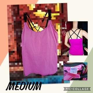 Pink Sando Swimwear