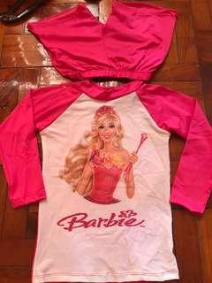 Barbie Rushguard