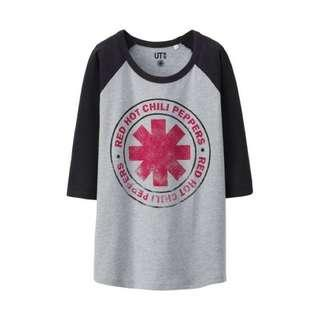 Red Hot Chilli Peppers Uniqlo Collection