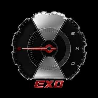 LAST CALL EXO Album Vol.5 [DON'T MESS UP MY TEMPO] (Vivace Ver.) (Limited Edition)