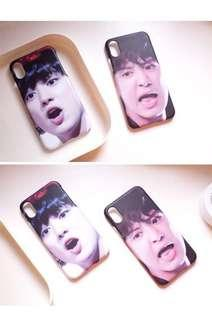 EXO Chanyeol Funny Phone Case