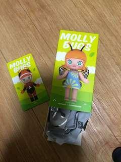 全新Molly 昆蟲系列 螞蟻 未拆袋