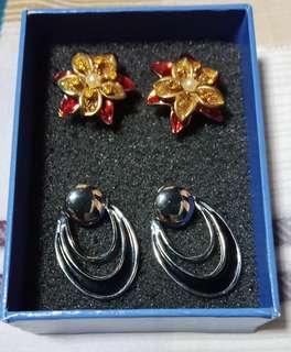 Elegant Style Earrings Bundle
