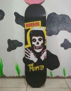 Custom skate
