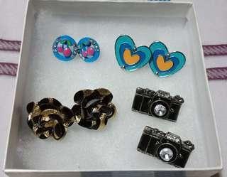 Earrings Set Bundle