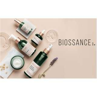 [PREORDERS] Biossance Products