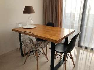 Dining Table (no chairs included)